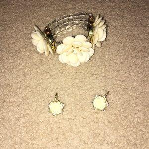 Braclet/earring set